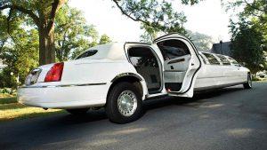 Houston Wedding Getaway Limo Rentals, Sedan, Party Bus, Shuttle, Charter, Bride, Groom, Classic, Vintage, Antique, White Rolls Royce Bentley, One Way, Limousine