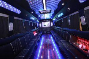 Austin Party Bus Rental Services